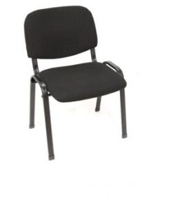 Fabric visitor chair PCC050