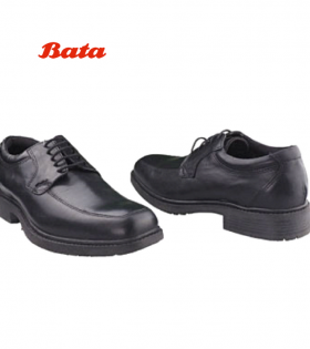 Stylish Mens Formal Shoes Black 6-Bata kenya