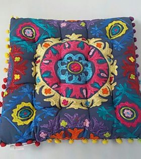 Indian square Floor Cushion