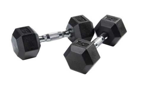 Dumbell - 5 Kgs ( One piece)