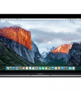 Apple 12-Inch MacBook (Intel Core 2.4 GHz, 8 GB RAM, OS X Yosemite) Silver