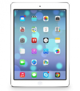 Apple - Ipad Air Wi-Fi Cell 32GB - Silver