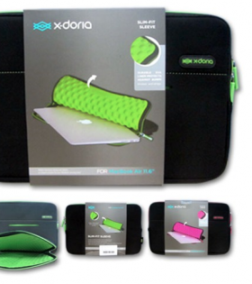 X-Doria Slim-Fit Sleeve for MacBook Air 11""