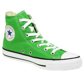 Converse Green Shoes