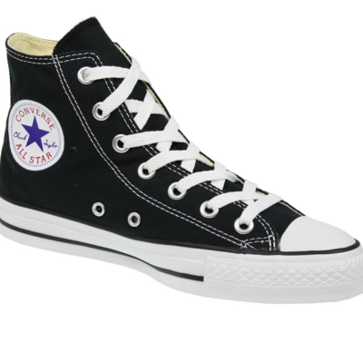 9eb42c167af Converse Shoes - Black and White - Fargo Shopping