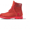 Timberlands Boots - Red
