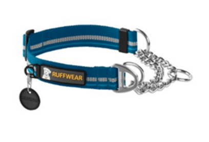 Ruffwear - Chain Reaction Collar - 1 Blue (M)