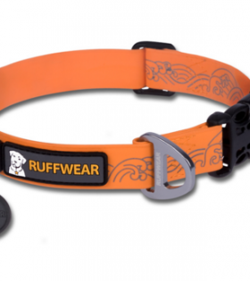 Ruffwear Head Water Collar- Orange Medium