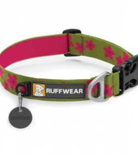 Ruffwear Hoopie Collar Wildflower Medium