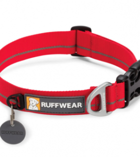 Ruffwear Hoopie Collar Red Small
