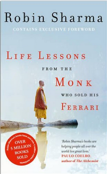 B/F Life Lessons From The Monk-Books