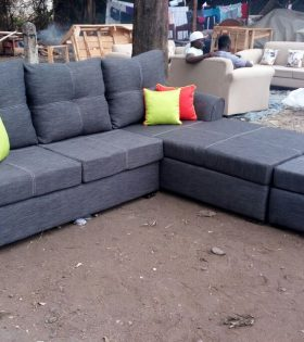 6 Seater with Foot rest