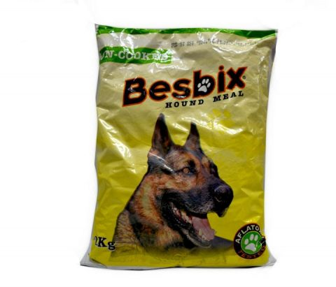 Besbix Hound Meal (unc)1 x 10kg Dog Food