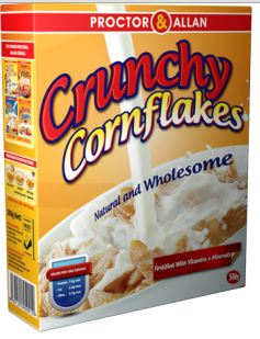 Crunchy Conflakes 12x500g (T) Cereals