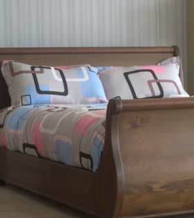 French Slade Bed