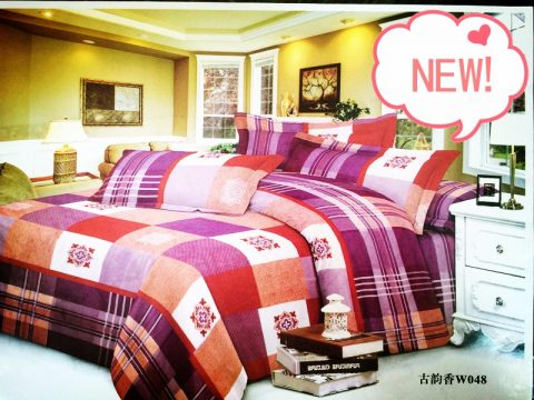 warm and soft bedding