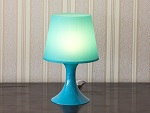 Bed side Lamp - Blue