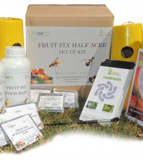 Fruit Fly Half Acre Kit