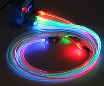 glow charger cable