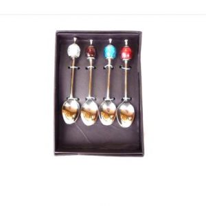 Set of 4 Coffee Spoons