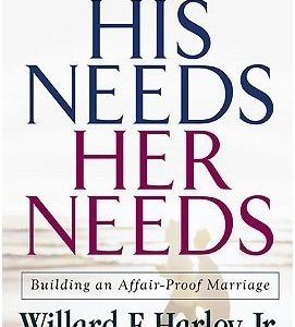 His needs Her needs - Willard F. Harley Jr.Ê