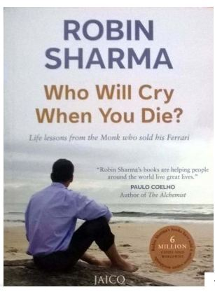 Who Will Cry When You Die - Robin SharmaÊ