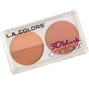 3D Blush Contour-LA Colors