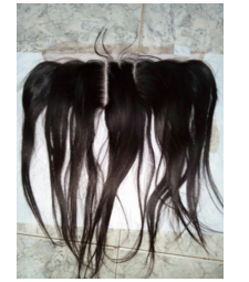 Peruvian Silky Straight Frontal