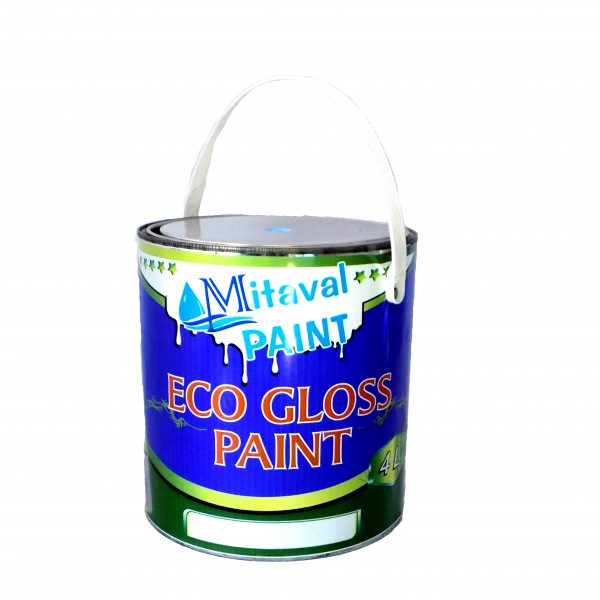 Mitaval eco gloss paint fargo shopping for Eco paint