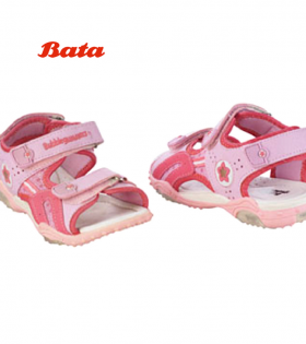 Trendy bubblegummer Sandals