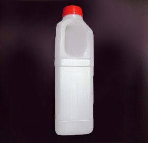 500ml Square Bottle with handle