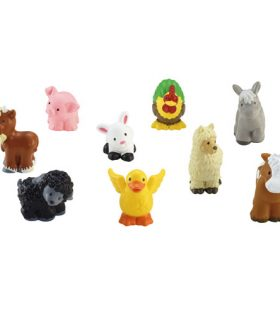Little People Animal Figurines