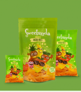 Sweetunda Mixed Dried Fruit