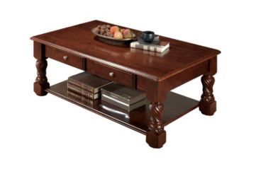 Acacia - One Coffee Table – Brown