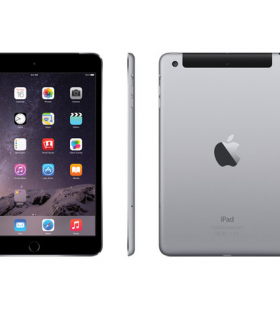 Apple iPad Air 16GB wifi and Cellular - Space Grey