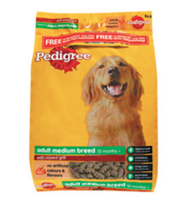 PEDIGREE Mealtime Beef & Rice - 8kg