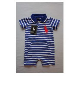 Polo Short Roampers