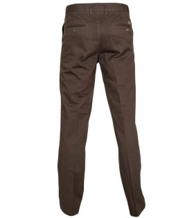 Slim fit Black khakis Trouser