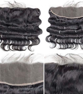 Peruvian Body Wave Frontal - Grade 9a