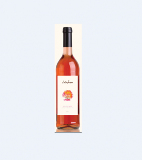 Rose wine semi sweet 750ml-Wine