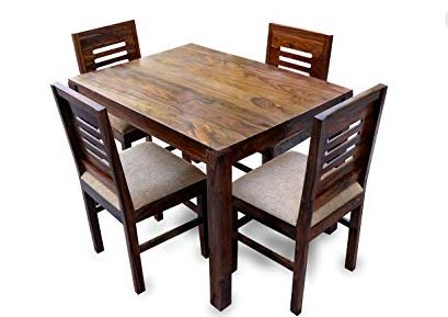 4 Seater Dining Table Fargo Shopping